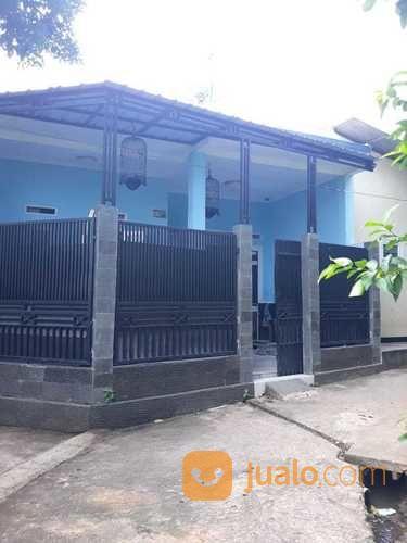 rumah murah kampung bangunan oke dekat stasiun bojong gede