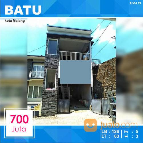 villa murah 2 lantai di oro oro ombo kota batu malang 514.19