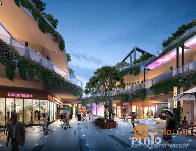 apartemen lokasi strategis harga 200 jutaan, cicilan cuma 2jutaan