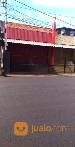 ruko murah 2 unit dekat tol becakayu di jl. raya kalimalang jakarta timur