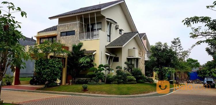 rumah bagus di bintaro kebayoran villas sektor 7 luas tanah 275 m