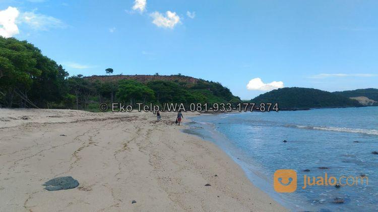tanah tepi pantai dondon dekat mandalika resort lombok