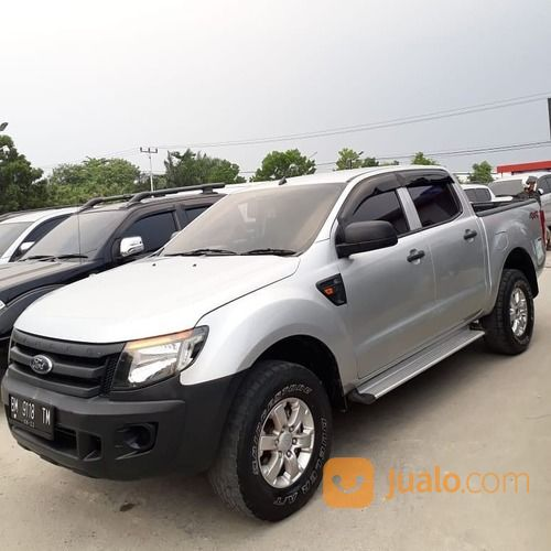 ford ranger double cabin 2014