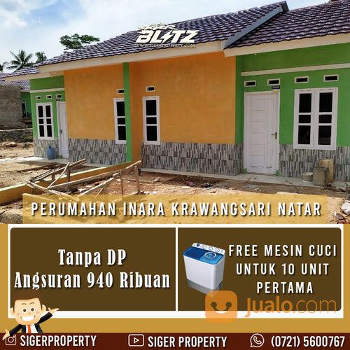 rumah subsidi di natar dekat bandar lampung
