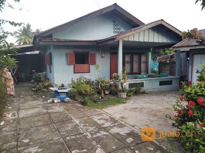 rumah 1 lantai dan tanah di jln pattimura , tanjung pandan bangka belitung
