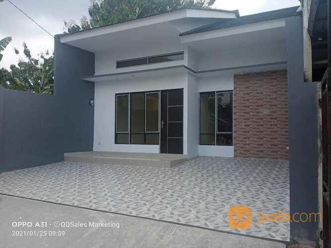 rumah baru minimalis modern sekitar pamulang tangerang selatan banten