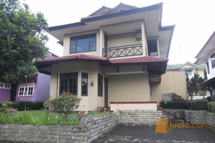 villa full furnished siap pakai di bukit mas