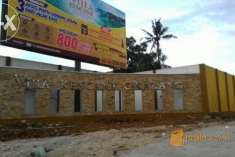 villa kencana, hunian paling murah, strategis, dan luas daerah cikarang.