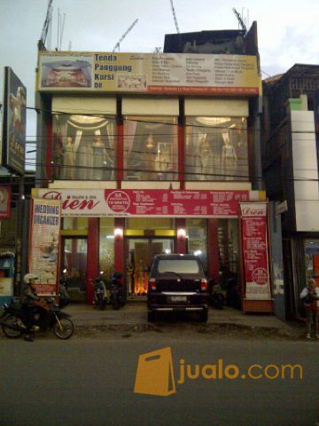 ruko office gallery 3 lantai mainroad, jl. raya cimareme, bandung barat turun harga