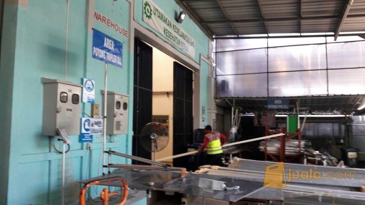 gudang jababeka siap beroperasi