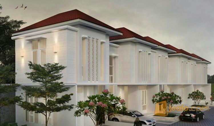 rumah cluster mewah pusat kota bekasi bintara