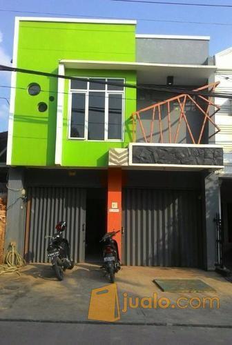 ruko 2,5 lantai lb.220m2 di villa mutiara cikarang
