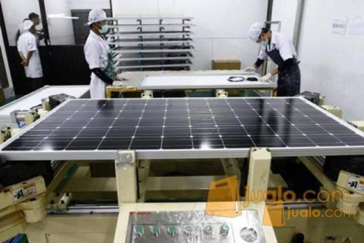 Pabrik Terbesar Solar Panel Di Indonesia Paket 1000wp