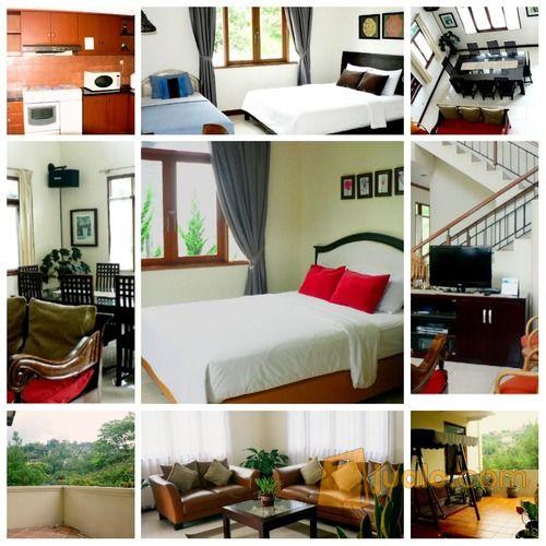 villa 7 kamar tidur