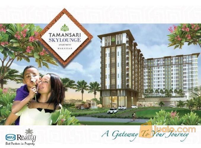 tamansari skylounge apartment makassar