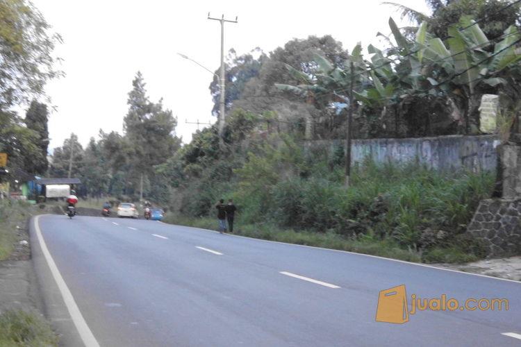 rumah villa di jalan raya puncak