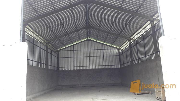 gudang lt 400 strategis pusat kota dps jl aspal lbar kontener masuk