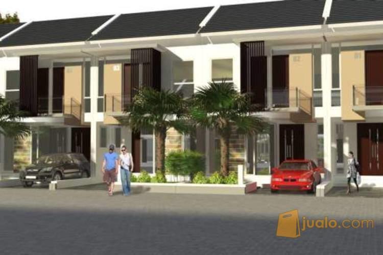 Green Lotus Village, Rumah Minimalis Exclusive di Pondok Gede MD265