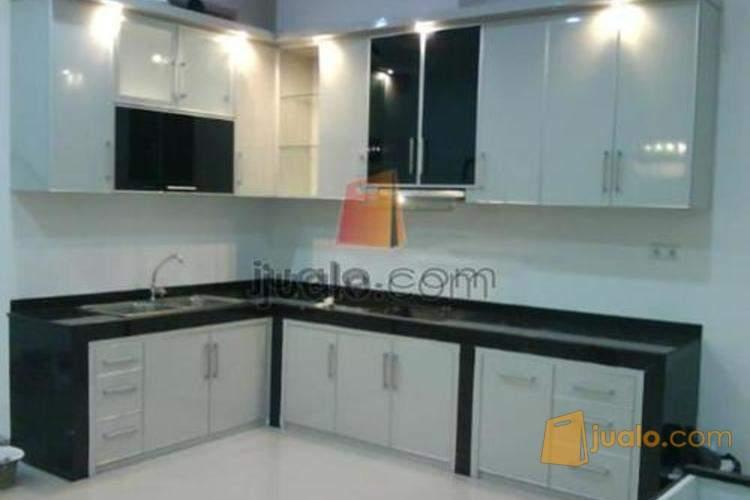 24 excellent gambar interior kitchen set for Kitchen set apartemen