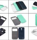Rock Magic Flip Case Samsung Galaxy S4 Mini - S4 Mini Duos