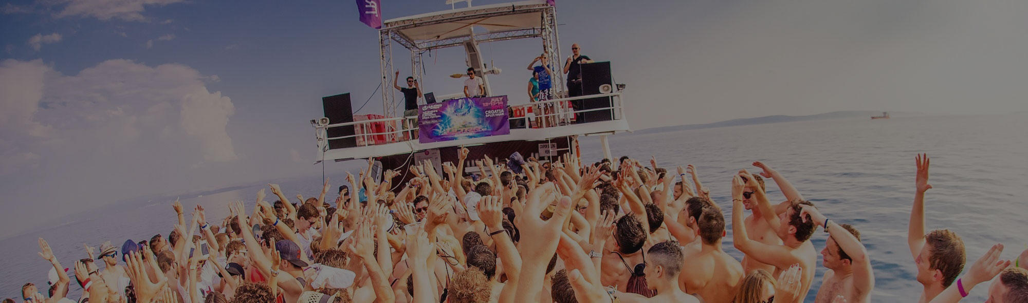 Image of Boat Party