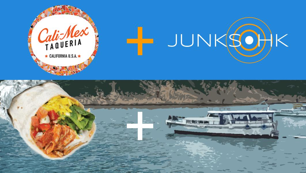 Cali-Mex on your next Junk Boat