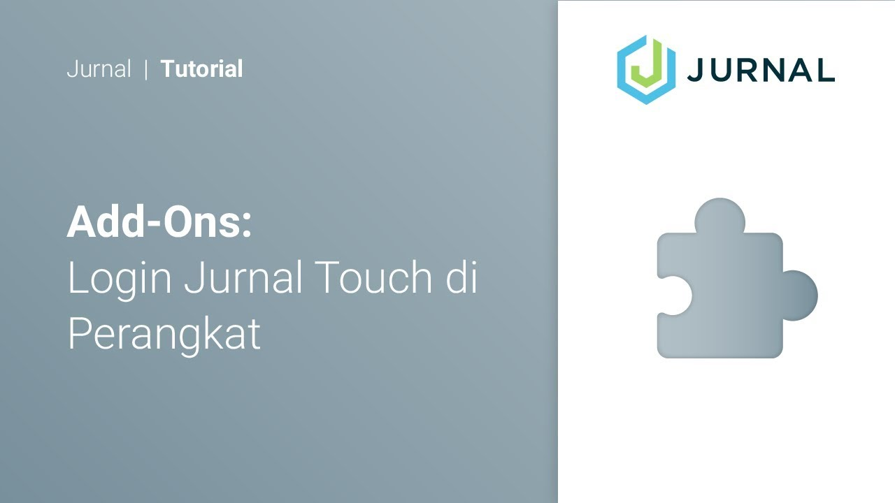 Login Jurnal Touch from Device