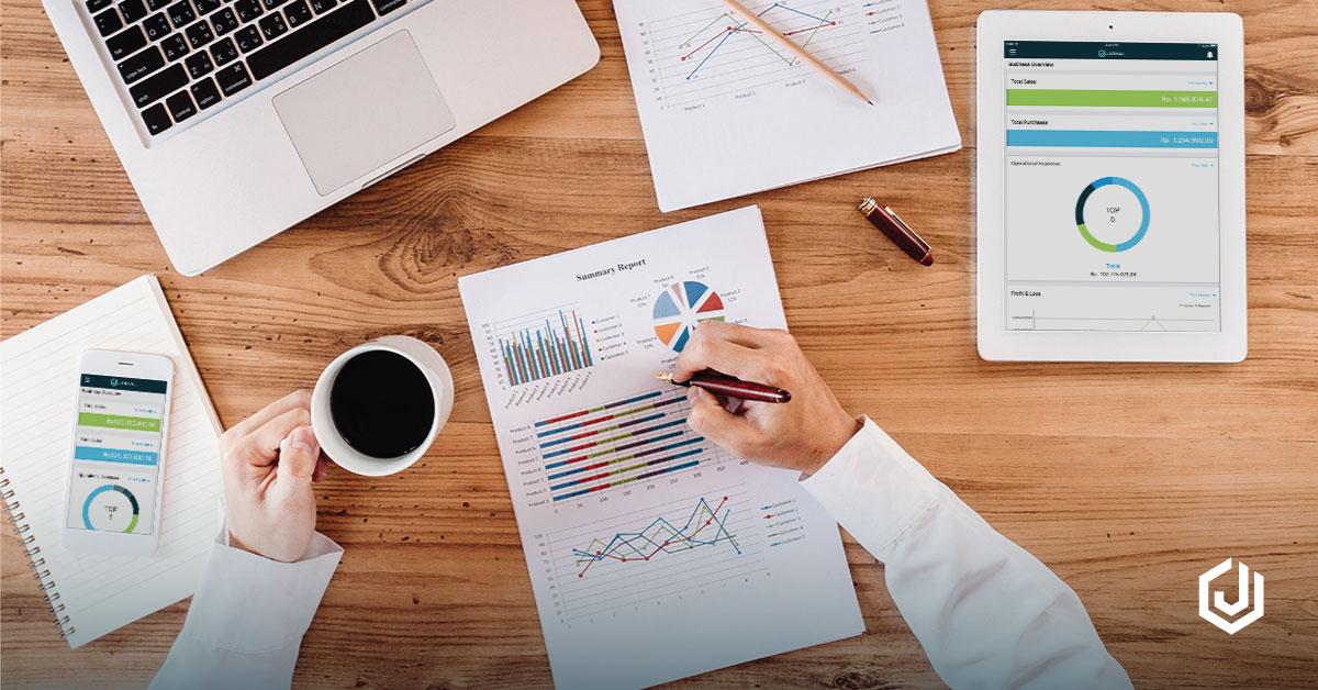 cara membuat laporan cash flow atau arus kas jurnal blog