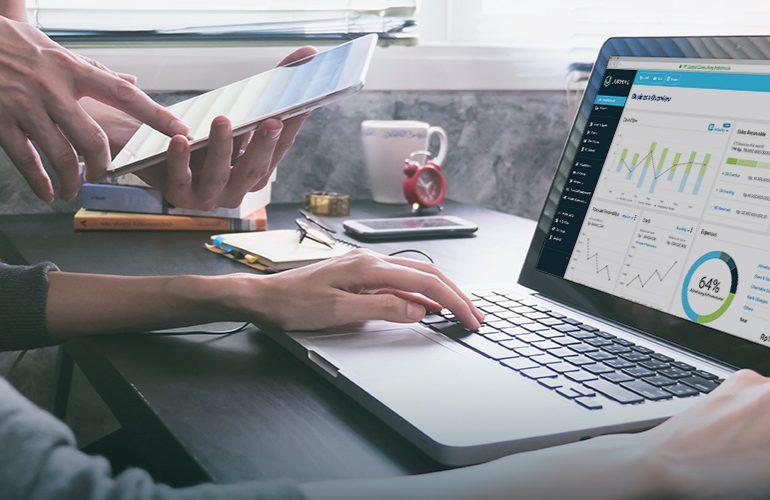 Contoh Penggunaan Software Akuntansi Jurnal Pada Perusahaan Retail