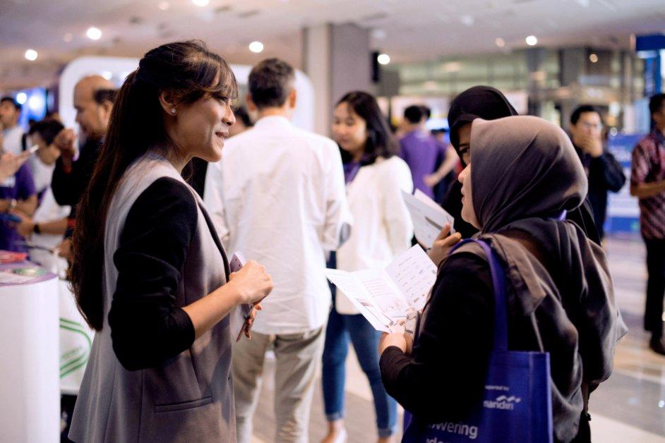 networking di mekari conference