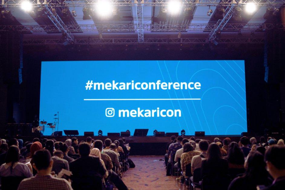 stage mekari conference