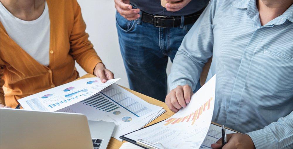 penilaian bisnis dan laporan keuangan