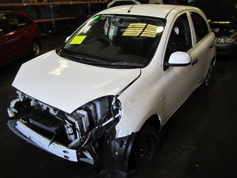 View Auto part Overflow Bottle Nissan Micra 2011