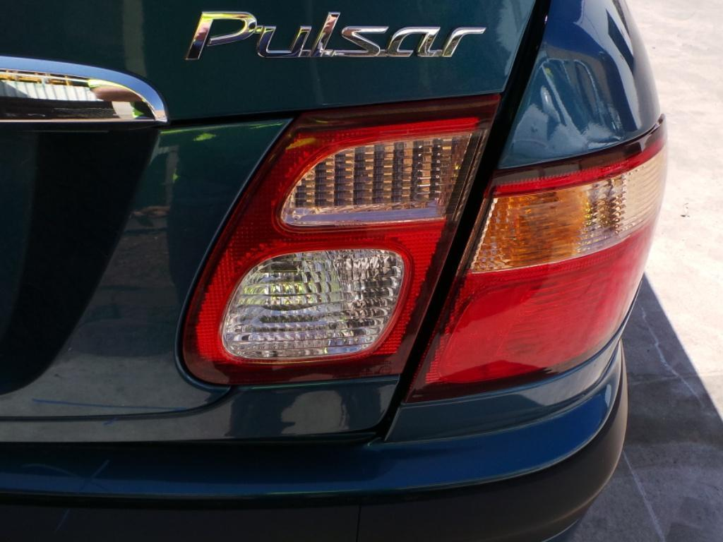 View Auto part Rear Garnish Nissan Pulsar 2001