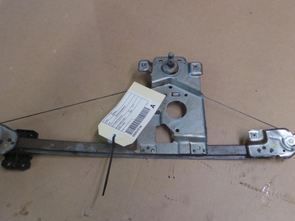 View Auto part Right Rear Wnd Reg/Motor Holden Rodeo 2004