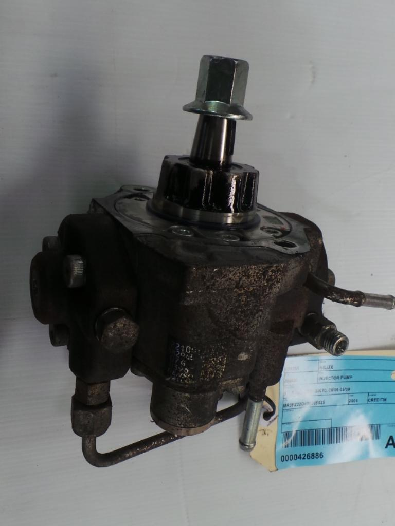 View Auto part Injector Pump Toyota Hilux 2006