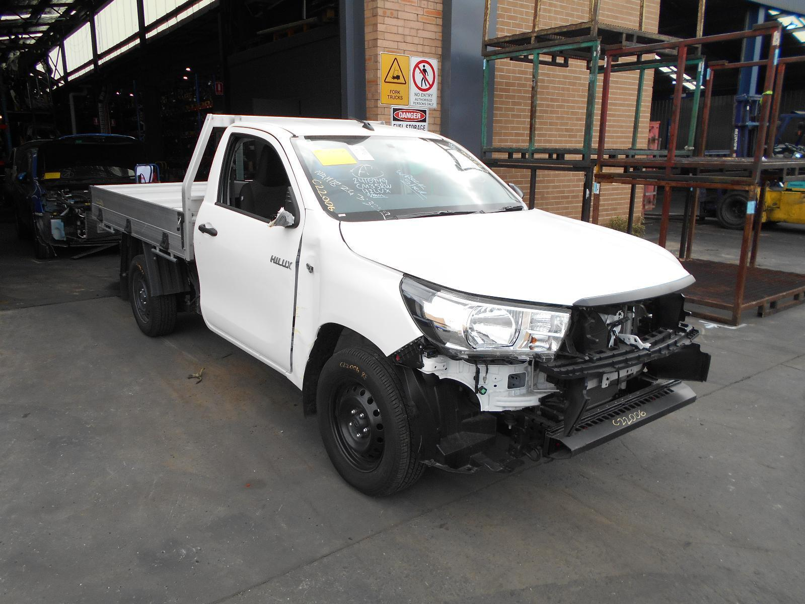 View Auto part Trans/Gearbox Toyota Hilux 2017