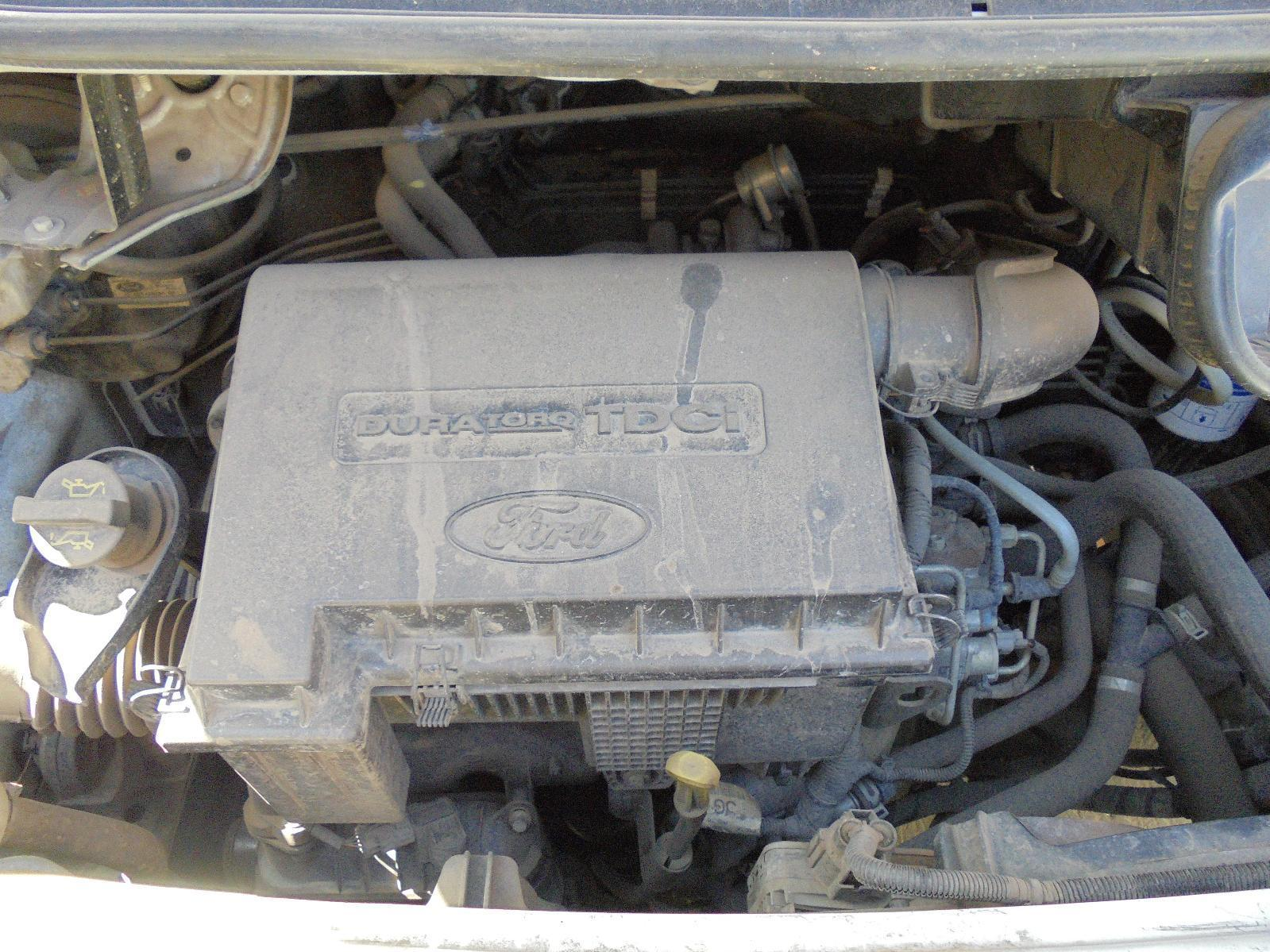View Auto part Engine Ford Transit 2009