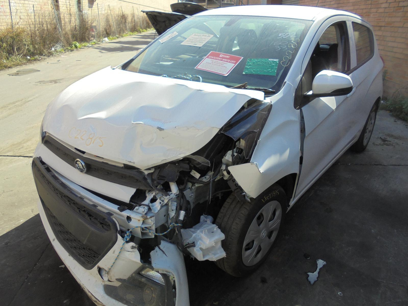 View Auto part Trans/Gearbox Holden Spark 2017