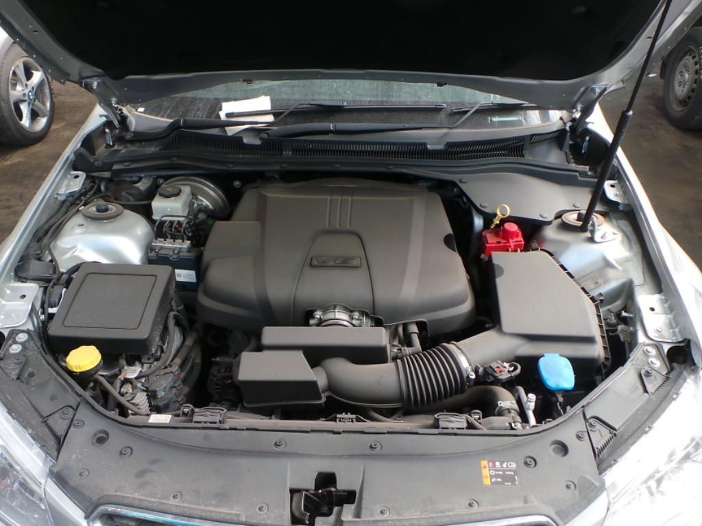 View Auto part Engine Holden Commodore 2014