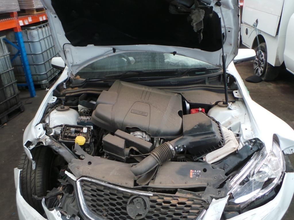 View Auto part Engine Holden Commodore 2016