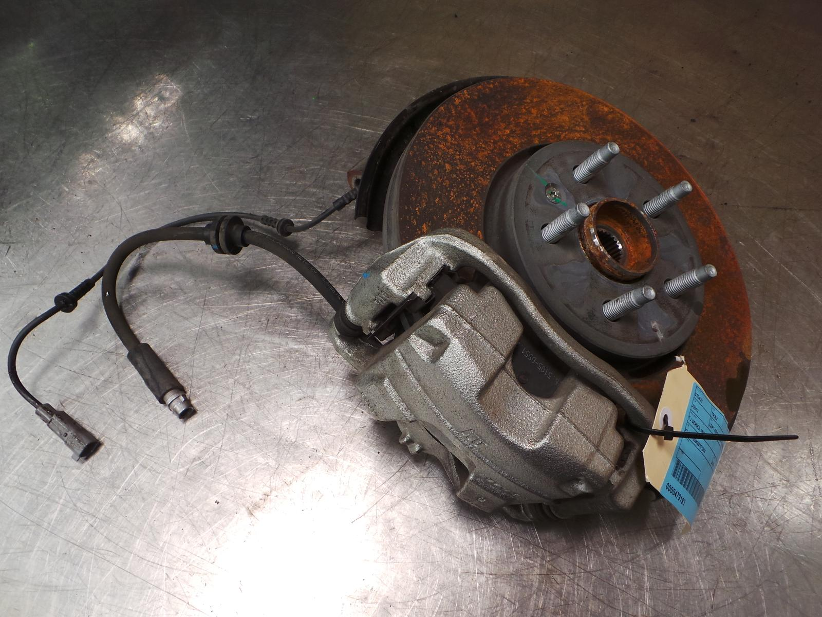 View Auto part Left Front Hub Assembly Holden Trax 2016