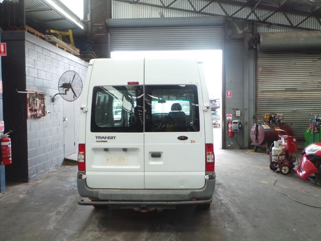 View Auto part Bootlid/Tailgate Ford Transit 2008