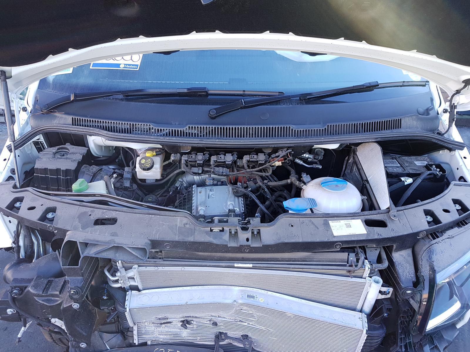 View Auto part Engine Volkswagen Transporter 2019