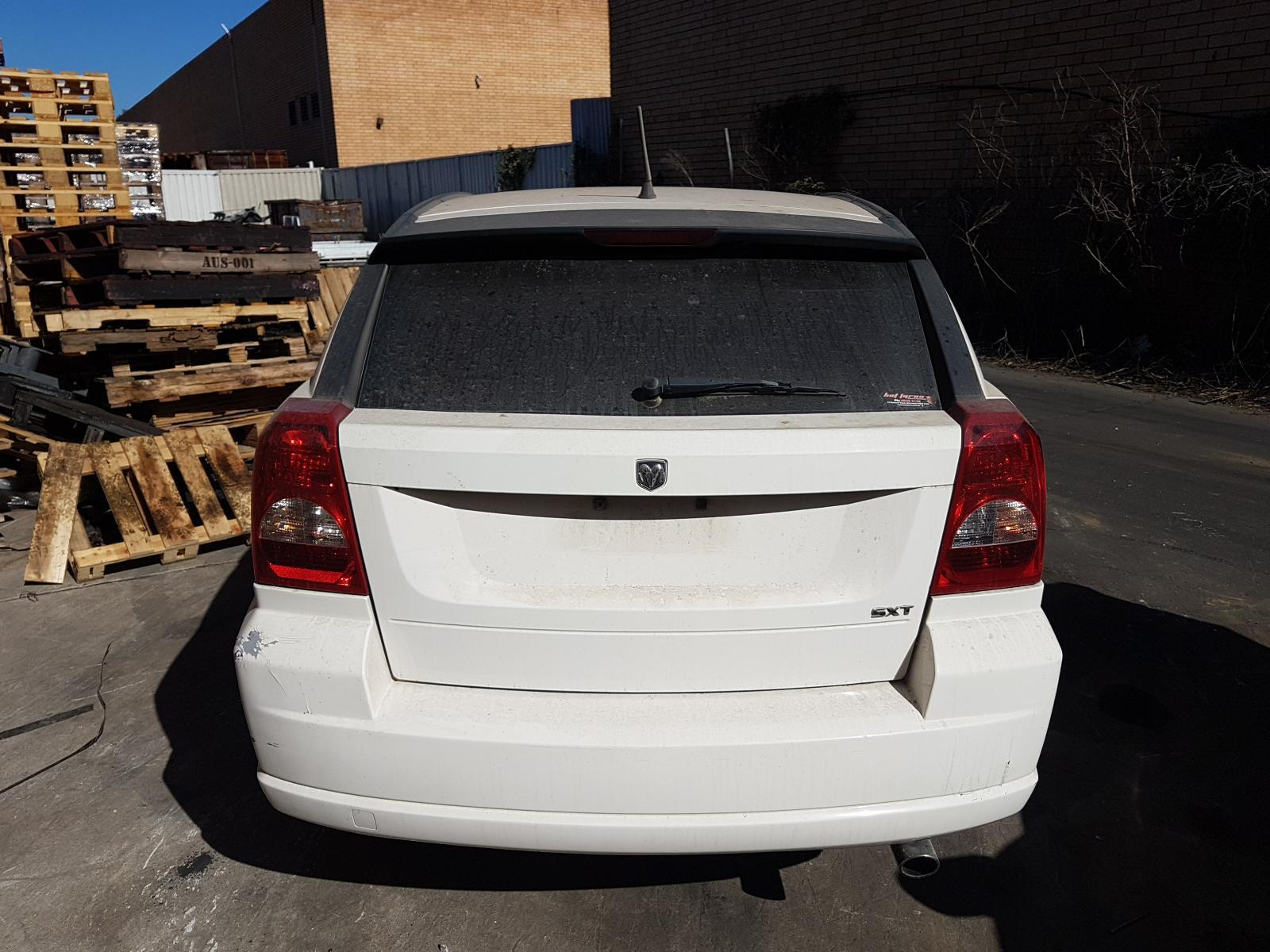 View Auto part Bootlid/Tailgate Dodge Caliber 2009