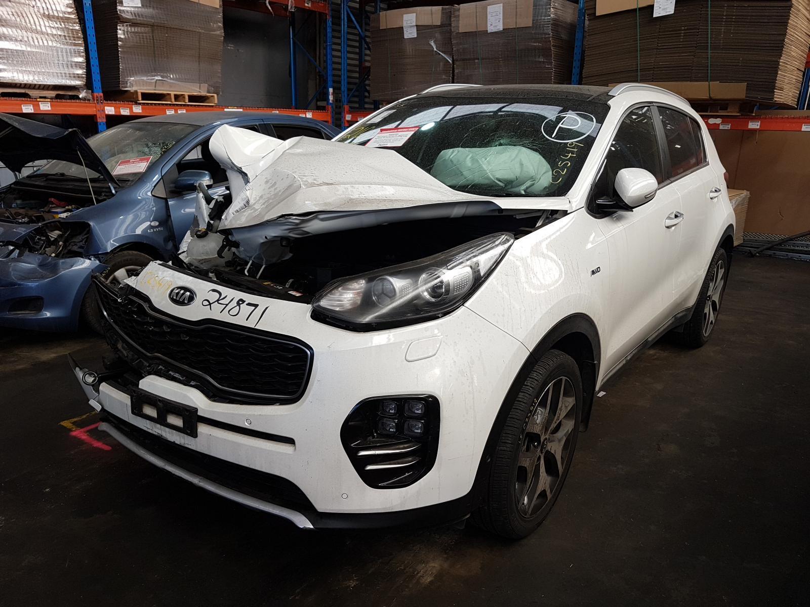 View Auto part Trans/Gearbox Kia Sportage 2017
