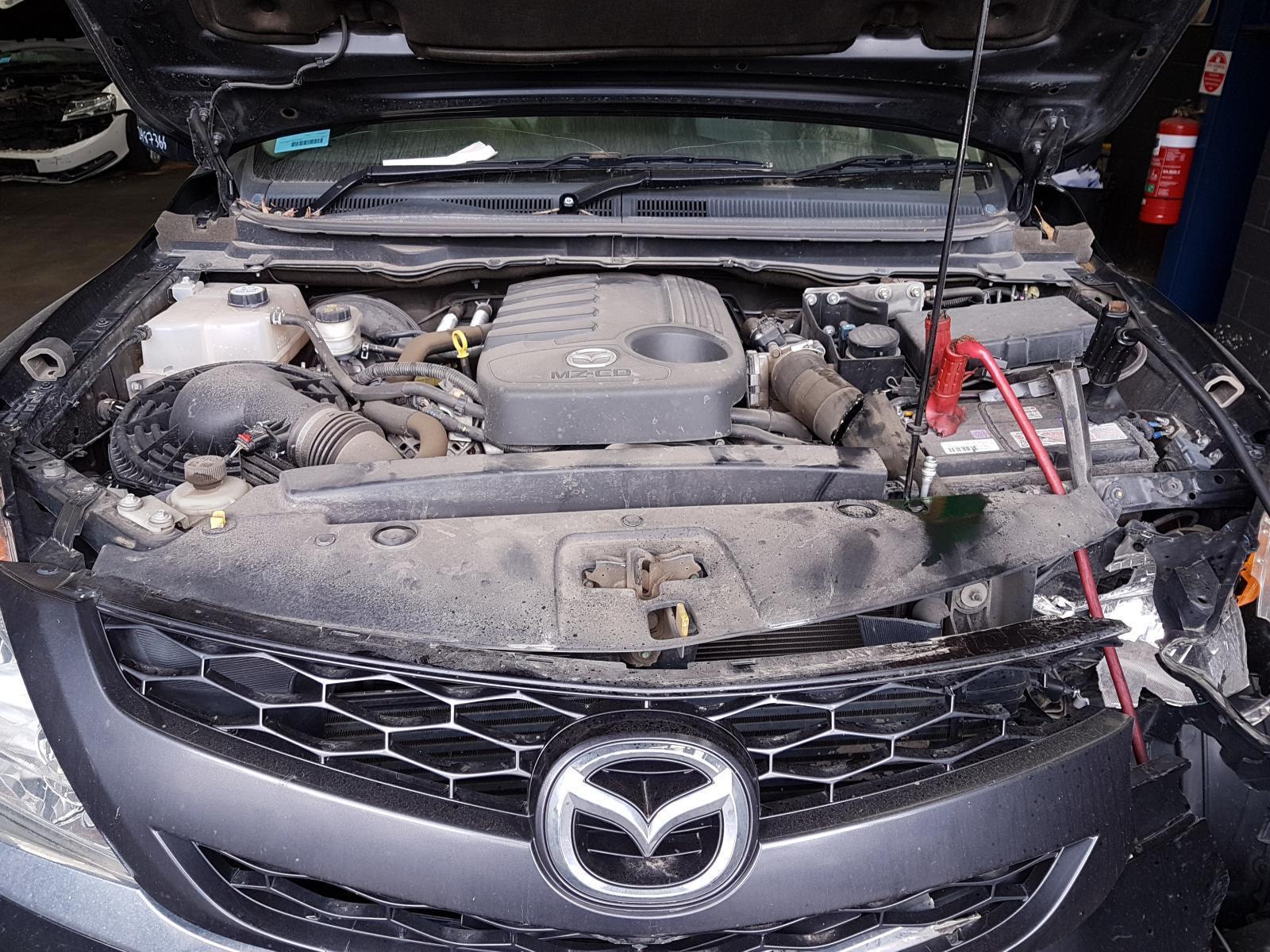 View Auto part Engine Mazda Bt50 2013