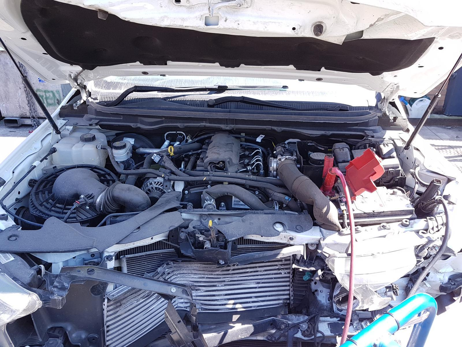 View Auto part Engine Ford Ranger 2016