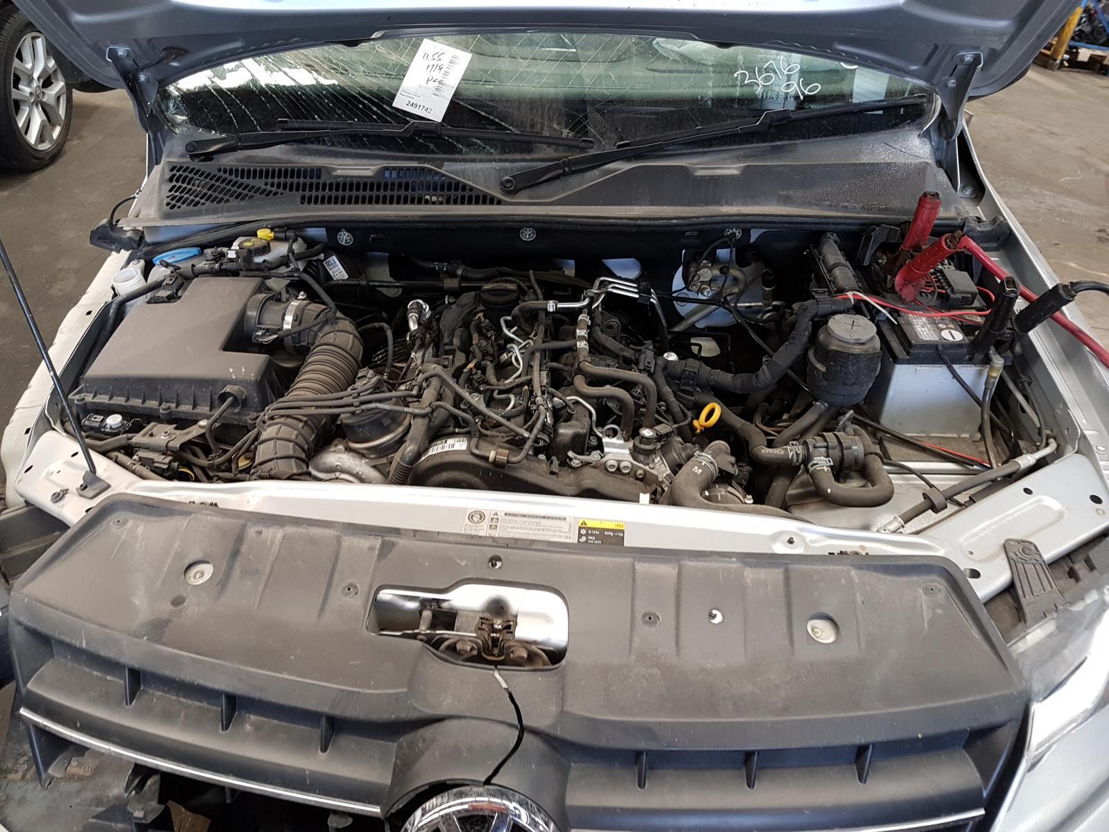 View Auto part Engine Volkswagen Amarok 2017