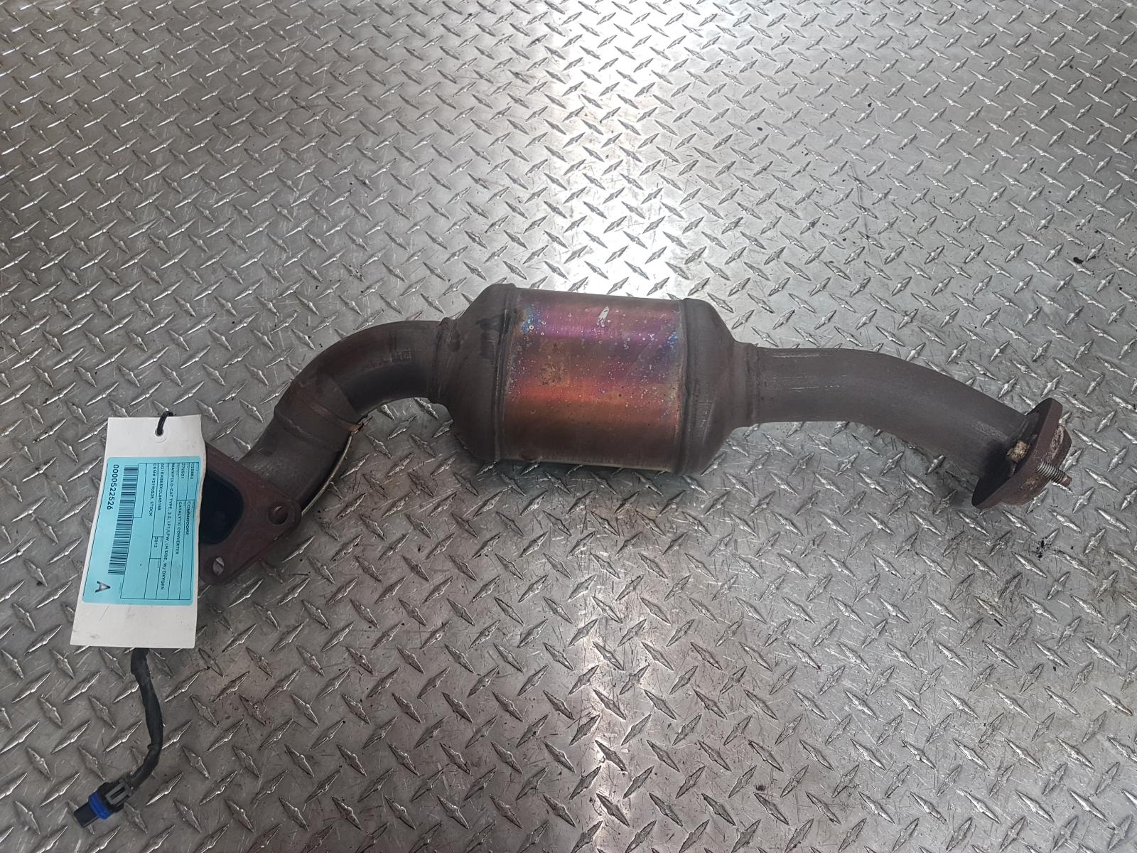 View Auto part Catalytic Converter Holden Commodore 2012